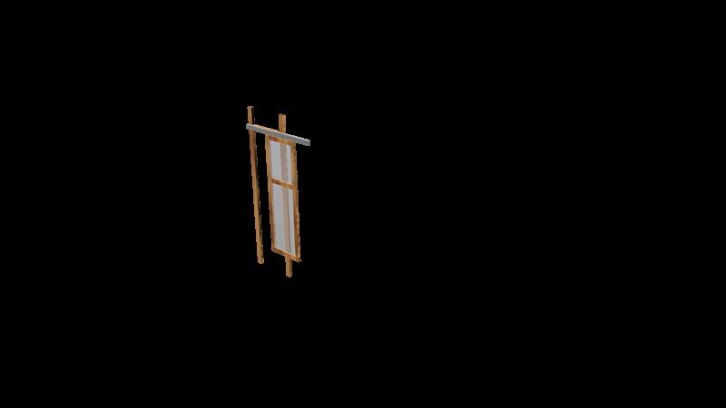 Door Slide Front