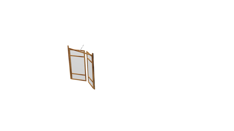 Door Double Front 2