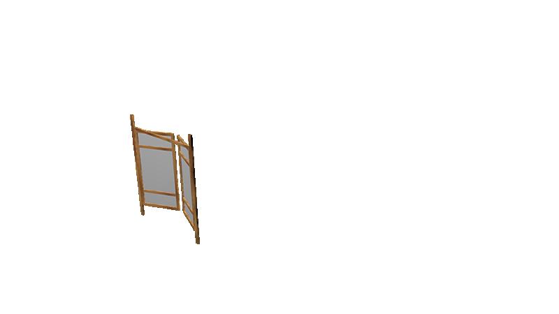 Door Double Front