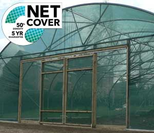 Fabricated Net Cover