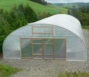 28ft Polytunnel