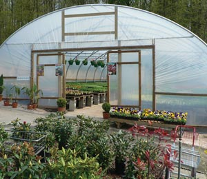 26ft Polytunnel