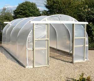 10ft Polytunnel