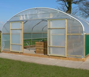 20ft Polytunnel