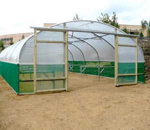 18ft Polytunnel