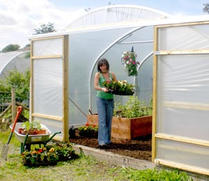 16ft Polytunnel