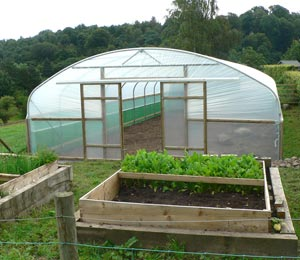 24ft Polytunnel
