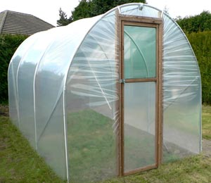 6ft Polytunnel
