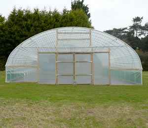 30ft Polytunnel