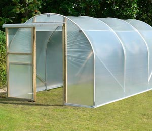 8ft Polytunnel