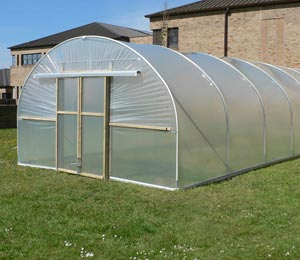 12ft Polytunnel